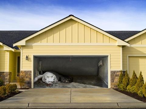garage photo mural samples 28