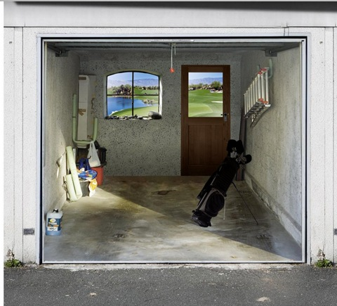 garage photo mural samples 29