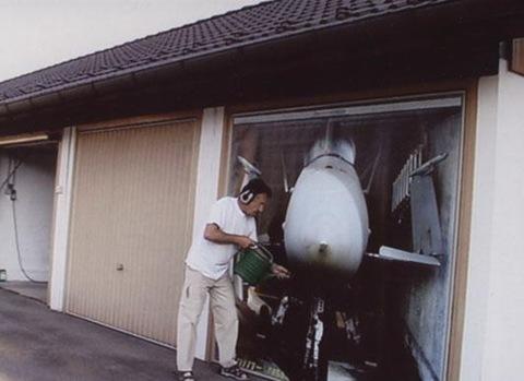 garage photo mural samples 33