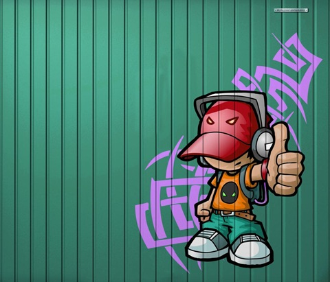 garage photo mural samples 8