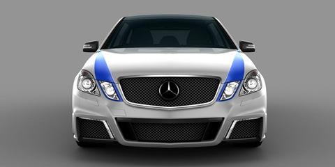 2011 Mercedes E63 AMG Wagon by GWA-Tuning 4