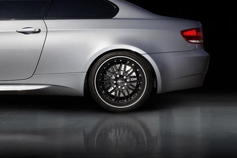 BMW M3 E92 by Emotion Wheels 1