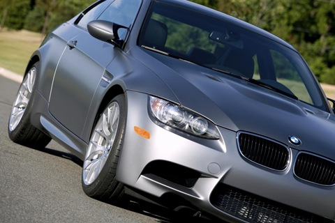 BMW M3 Frozen Gray Coupe Special Edition a (10)