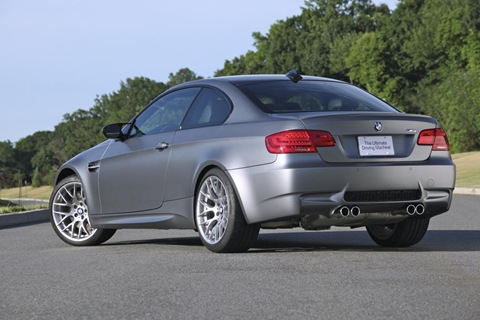 BMW M3 Frozen Gray Coupe Special Edition a (1)