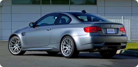 BMW M3 Frozen Gray Coupe Special Edition a (20)