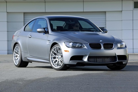 BMW M3 Frozen Gray Coupe Special Edition a