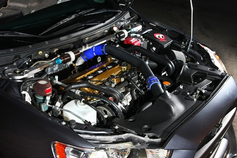 Evo X engine
