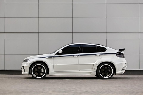 Lumma CLR X 650 based on BMW X6 3