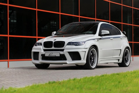 Lumma CLR X 650 based on BMW X6 6