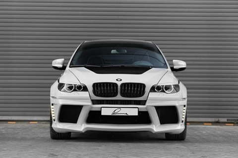 Lumma CLR X 650 based on BMW X6 7