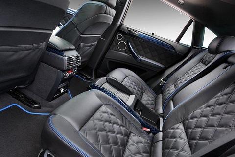 Lumma CLR X 650 based on BMW X6 9