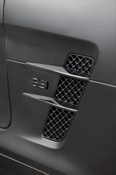 Mercedes SLS AMG Black Edition by Kicherer 10
