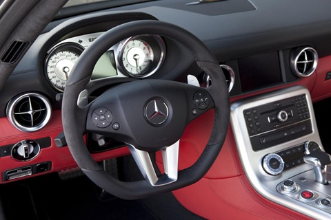Mercedes SLS AMG Black Edition by Kicherer 2