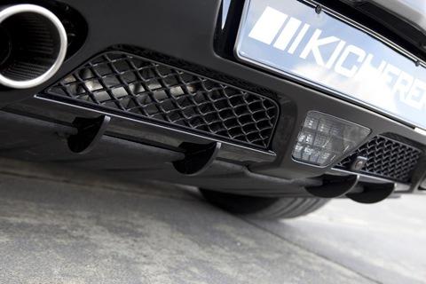 Mercedes SLS AMG Black Edition by Kicherer 5