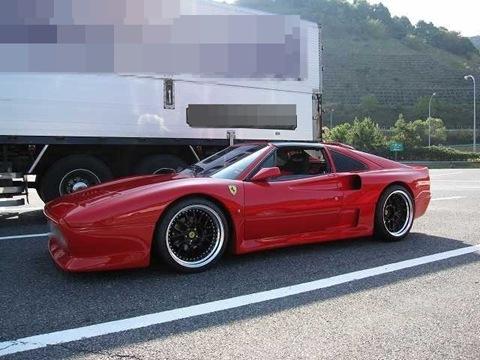 Nakamura Racing's Ferrari 308 GTO 1