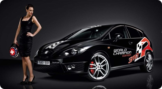 SEAT Leon Cupra R World Champion Edition 4