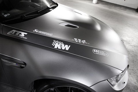 StopTech BMW M3 17