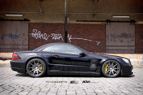 TC-Concepts Mercedes SL65 AMG Black Series (10)