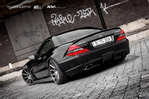 TC-Concepts Mercedes SL65 AMG Black Series (11)