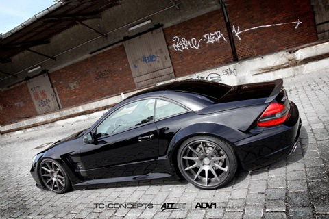 TC-Concepts Mercedes SL65 AMG Black Series (2)