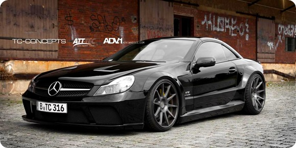 TC-Concepts Mercedes SL65 AMG Black Series (4)