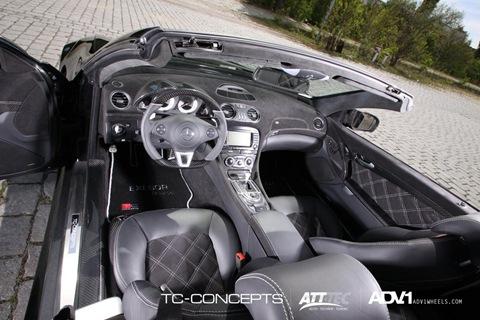 TC-Concepts Mercedes SL65 AMG Black Series (5)