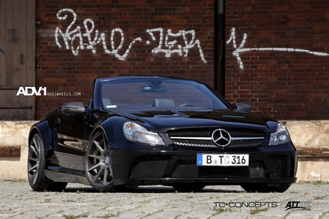 TC-Concepts Mercedes SL65 AMG Black Series (6)
