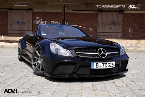 TC-Concepts Mercedes SL65 AMG Black Series (7)