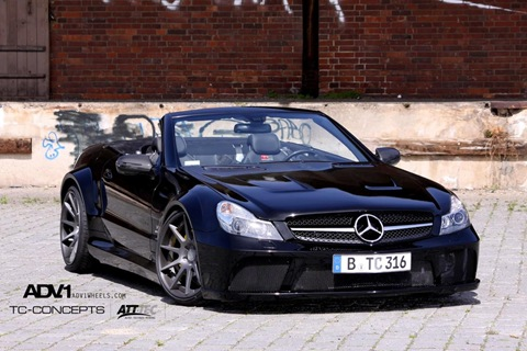 TC-Concepts Mercedes SL65 AMG Black Series (9)