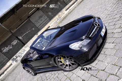 TC-Concepts Mercedes SL65 AMG Black Series