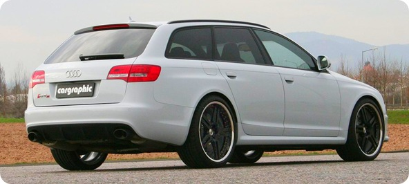 Audi RS6 by Cargraphic