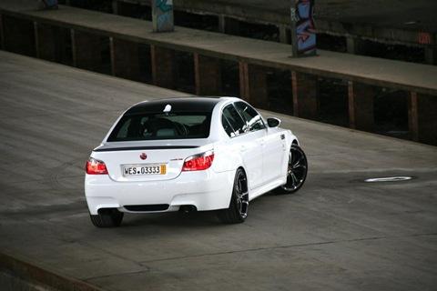BMW M5 N635S 5.8 Hans Nowack Edition 1