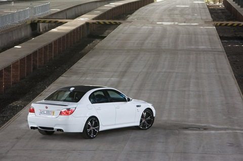 BMW M5 N635S 5.8 Hans Nowack Edition 5