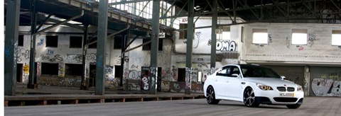 BMW M5 N635S 5.8 Hans Nowack Edition 6