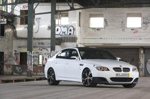 BMW M5 N635S 5.8 Hans Nowack Edition 7