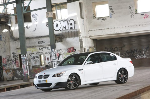 BMW M5 N635S 5.8 Hans Nowack Edition