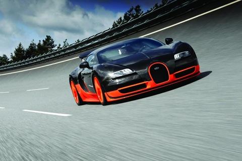Bugatti Veyron 16.4 Super Sport 10
