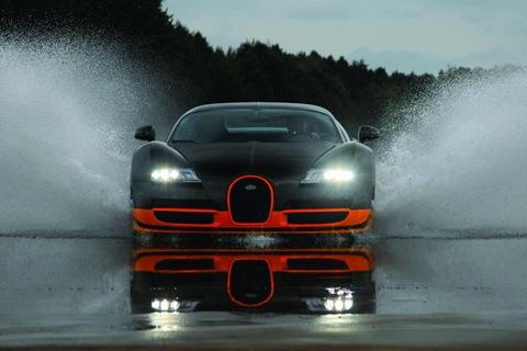 Bugatti Veyron 16.4 Super Sport 11