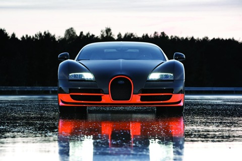 Bugatti Veyron 16.4 Super Sport 12