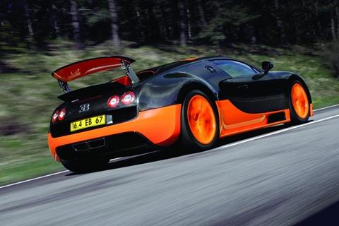 Bugatti Veyron 16.4 Super Sport 16