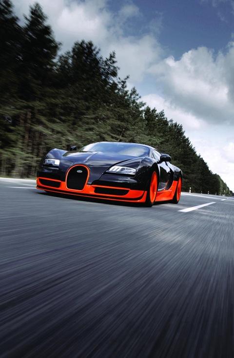 Bugatti Veyron 16.4 Super Sport 17