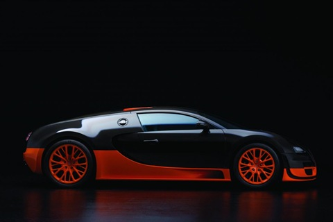 Bugatti Veyron 16.4 Super Sport 19