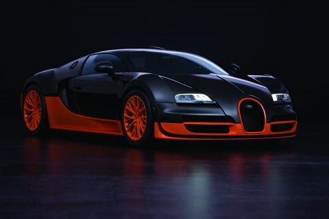 Bugatti Veyron 16.4 Super Sport 26