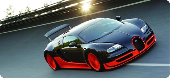 Bugatti Veyron 16.4 Super Sport 8