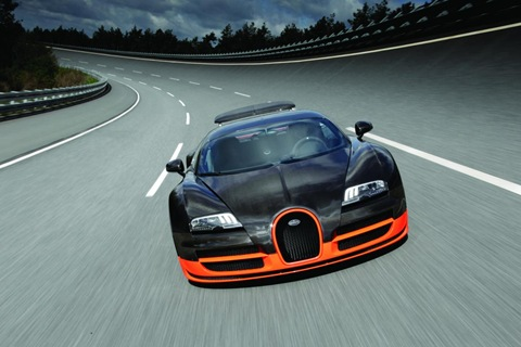 Bugatti Veyron 16.4 Super Sport 9