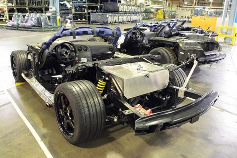 Dodge Viper ACR-X 12