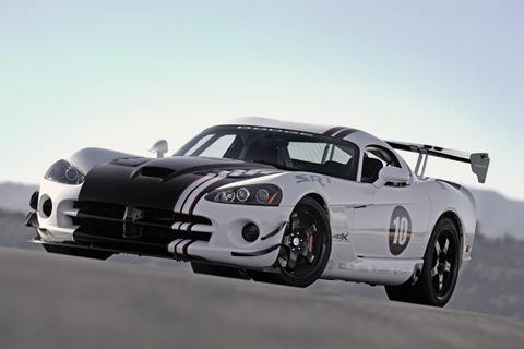 Dodge Viper ACR-X 4