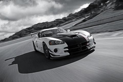 Dodge Viper ACR-X 5