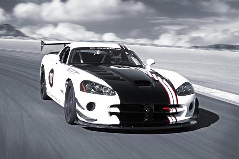 Dodge Viper ACR-X 6