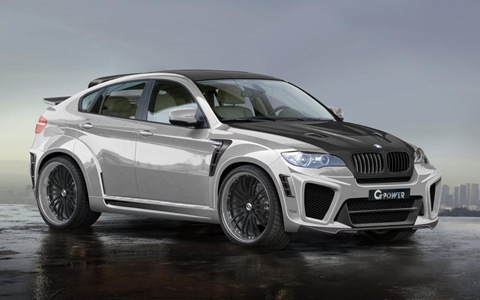 G-Power X6 Typhoon RS ultimate V10 4